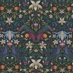 "Forbidden Fruit Liberty Of London Tana Lawn Width 53"" 036302100A Color Black/Mul"