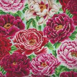 Free Spirit Presents English Garden by Snow Leopard Designs PWSL053 SPRING Garde