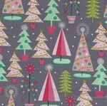 Free Spirit Presents Fa La La by Maude Asbury PWMA012. Patt. Christmas Spruces.G