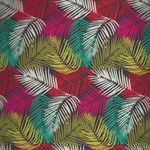 """French Stof Canopee 64""""(160cms) Wide Cotton Fabric LS8208001/DP Multico"""