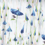 Friends In Wild Places for Clothworks Y1639-30 Dark Blue