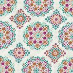 Fusion Marrakesh from Art Gallery Fabrics FUS-M-2004 Mandala Drops
