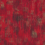Fusions Brushwork From Robert Kaufman SRKM-18059-3 Red.
