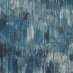 Fusions Brushwork From Robert Kaufman SRKM-18059-62 Indigo.