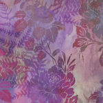 Garden Of Dreams Digital Fabric by Jason Yenter 1JYL Color 5 In The Beginning
