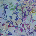 Garden Of Dreams Digital Fabric by Jason Yenter 2JYL Color 3 In The Beginning