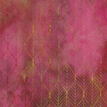Garden Of Dreams Digital Fabric by Jason Yenter 7JYL Color 1 In The Beginning
