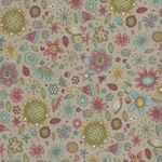 Garden Whimsy from Hatched And Patched Patt.8673 Colour 49
