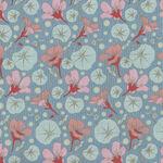Gardenlife by Tilda Nasturtium Blue 100417