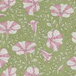 Gardenlife by Tilda Striped Petunia Green 100413