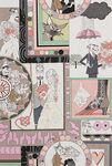 Ghastlie Love By Alexander Henry Fabrics 8788 A