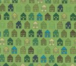 Green Houses by Stof