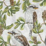 Gumtree Friends Australian Fabric Kookaburra 7118/D