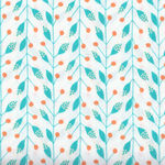 Gypsy Lane for Camelot Fabrics 1240602 col white