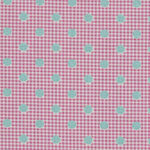 Happy Campers from Tilda Fabrics 100232 Gingdot Rose