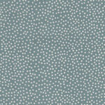 Heartstrings By Natalie Bird For Devonstone Fabrics DV3405 Dusty Blue.