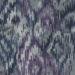 Hoffman Batik Cotton Fabric 2719-369 Monaco Deep Purple.