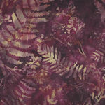 Hoffman Batik Cotton Fabric HS2313 561 Col. Bordeaux.