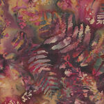 Hoffman Batik Cotton Fabric HS2313 634 Col. Global.