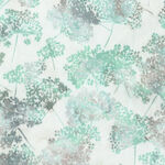 Hoffman Batik Cotton Fabric HS2314 484 Col. Seaside Lucky In Love.