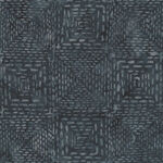 Hoffman Batik Cotton Fabric HS2320 537 Col. Blackligh.