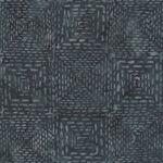 Hoffman Batik Cotton Fabric HS2320 537 Col. Blackligh.