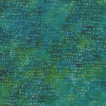 Hoffman Batik Cotton Fabric HS2328 Col321 Atlantic