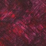 Hoffman Batik M2809-10 Crimson