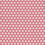 Honeycomb by Kei Fabrics Spots KF03-19 Color 101 Pink