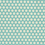 Honeycomb by Kei Fabrics Spots KF03-19 Color 103 Duckegg Blue.