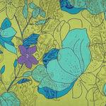 INK & ARROW Fabrics Hayden 1649-26303-H  Chartreuse