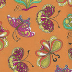 INK & ARROW Fabrics PALOMA 1649-26101-O