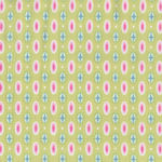Into The Deep Cotton Fabric for Michael Miller PS7105 Lime-D Mariner Dot