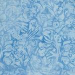 Island Batik 111822520 Lg. Floral Vine-French Blue