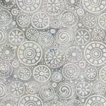 Island Batik Cotton Fabric 121920401 Col. Beads Thistle.