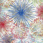 Its My Party from Hoffman Fabrics HP4304 130G