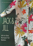 Jack And Jill Pattern By Betsy Kingston BK140 Sizes Birth to 18 Months.
