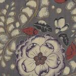 Japanese Cotton/Linen Blend Fabric KTS-6565 Colour E Cool Taupe.