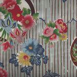 Japanese Cotton Fabric Circles 02
