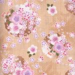 "Japanese Cotton Quilting Fabric ""Cherry"""