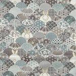 Japanese Cotton by Project Japan KTS-6262 Colour E