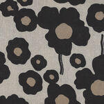 Japanese Modern Cotton Fabric UP-5732 Colour A Flower.