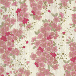 Japanese Specialty by Cosmo Cotton Good Taste AP01715 Color 3A Cream.