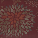 Japanese Textured Cotton KTS-6437 Colour A Oxblood