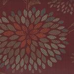 Japanese Textured Cotton KTS-6437 Colour A Oxblood