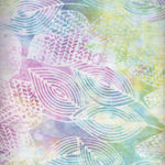 Java Sassy and Subtle Cotton Fabric for Fresh Water Designs 005