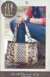 Jen Fox Studios Basketweave Bag Pattern