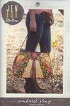 Jen Fox Studios Sunburst Sling Bag Pattern