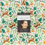 Jungle Paradise Layer Cake by Stacey Iset Hsu For Moda 20780LC Patchwork & Quilt