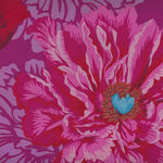 Kaffe Fasset Collective by Phillip Jacobs 2021  PWPJ062 Brocade Peony  Hot Pink.